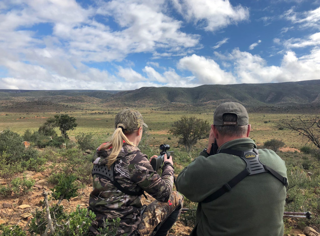 HUnting in the Eastern Cape, South Africa