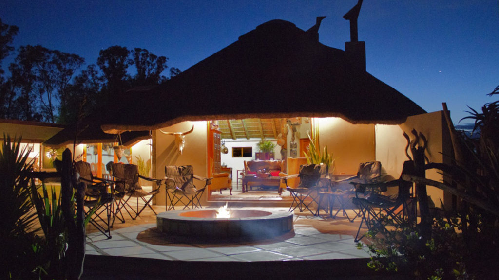 hunting safari lodge south africa
