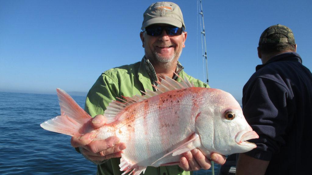 deep sea fishing safari africa