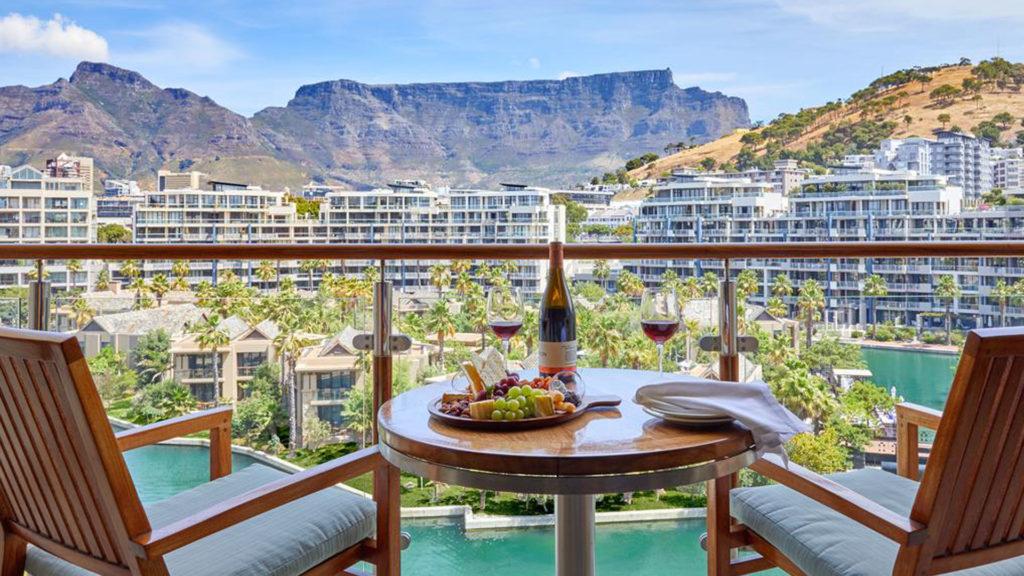 5star hotels Cape Town safari