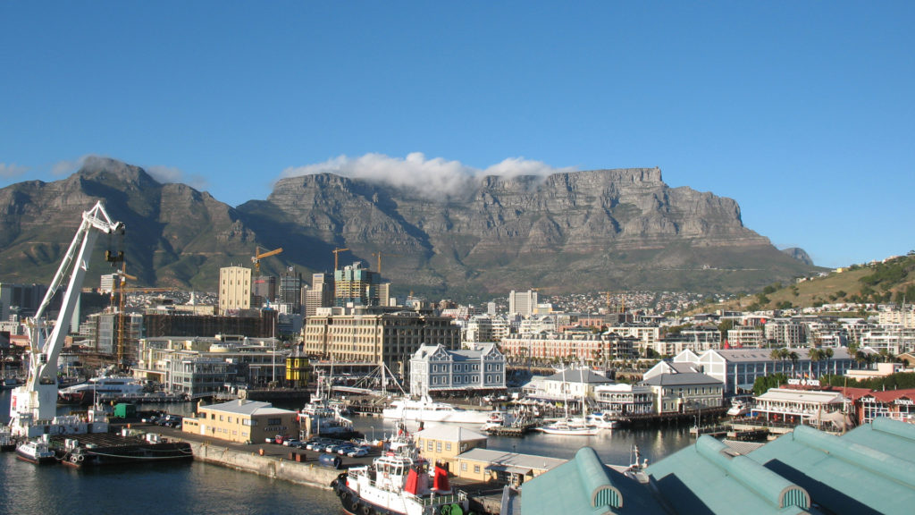 waterfront Cape Town hunting safari